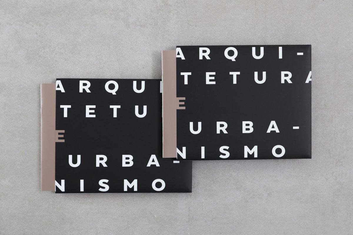 Convite de formatura criativo para turma de Arquitetura Izabela Hendrix