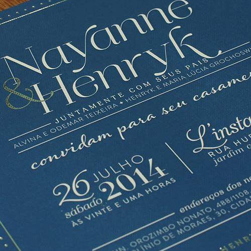 Nayanne e Henryk