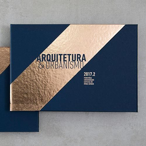 Arquitetura e Urbanismo PUC 2017.2