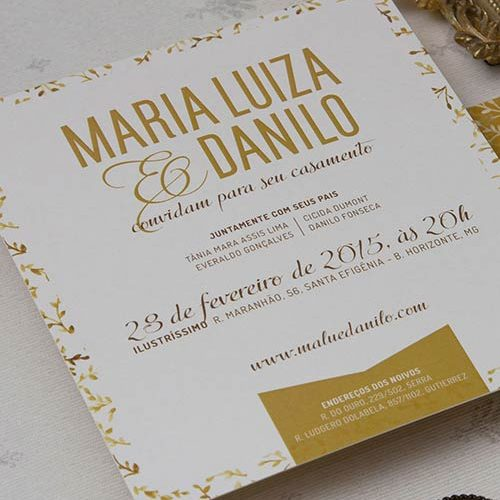Maria Luiza e Danilo